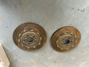 Brembo 2 (two) piece floating disc rotor, near new, no signs of wear 380mm