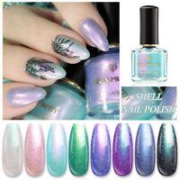 BORN PRETTY Chameleon Nail Polish Shell Glimmer Glitter Nail Art Varnish Tips