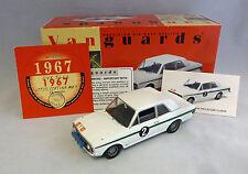 Lledo Vanguards Lotus Cortina Mk II 1/43 Scale