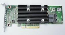 Dell EMC J7TNV PERC H330+ 8 Port 12Gbp/s SAS SATA PCI-e LSI 9300-8i LP RAID Card