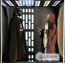 1/6 Death Star Deluxe Diorama for Hot Toys and Sideshow Darth Vader IKEA DETOLF