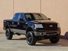 2007 Ford F-150 FX4 Crew Cab Pickup 4-Door
