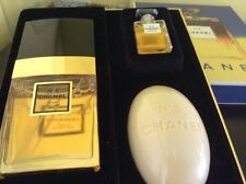 VERY RARE NEW/MINT LIMITED EDITION 1997 CHANEL No. 5 SET ANDY WARHOL ART SCREEN