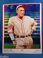 Chuck Klein, Philadelphia, Art Photo #35 - 8 x 10 image of HOF player c. 1930's