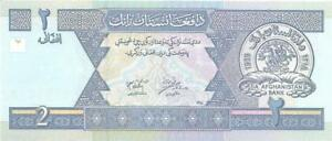 AFGHANISTAN 💴 2 New Afghanis * P - 65a 💶 UNC from 2002 - Victory Arch