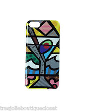 BRITTO LIMITED EDITION PREMIUM HARD CASE FOR IPHONE 5 - MARTINI AT SUNSET