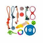 Dog+Toys+Pet+Soft+Chew+Toy+Puppy+Doggy+Plush+Teeth+Dental+Ball+Tough+Rope+