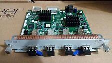 Juniper NS-ISG-SX4 Module 4-Port Mini GBIC-SX for ISG1000/2000 W/SFP transceiver