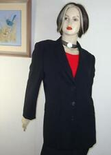 Viscose Classic Neckline Solid Coats & Jackets for Women