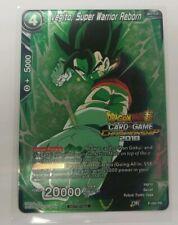 1 x FOIL PROMO * Vegito, Super Warrior Reborn P-065 PR M/NM TCG CCG Dragon Ball