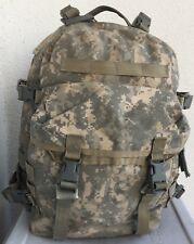 US ARMY ACU ASSAULT PACK MOLLE Backpack w/ Back Stiffener 3 Day Bug Out Bag