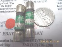 Littelfuse FLM 1-4/10A Fuse/Fuses, Lot of 2