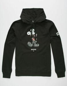 Neff + Disney Mickey Mouse Black Swag Hoodie New S, M, L, XL