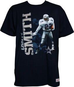 Mitchell & Ness Emmitt Smith Dallas Cowboys #22 Men's Photo Traditional T-Shirt