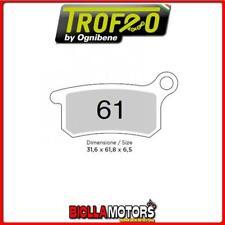 43006101 PASTIGLIE FRENO POSTERIORE OE KTM SX 2010- 85CC [SINTERIZZATE]