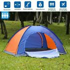 Outdoor Camping Waterproof 2 Person Folding Tent Hiking Family Travel USA