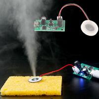 Air Humidifier Driver Board Mist Maker Fogger Ultrasonic Atomization Disc XUAN