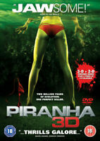 Piranha 3D [3D+2D DVD] Ving Rhames , Kelly Brook Gift Idea Movie Film