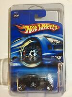 Hot Wheels~ BONE SHAKER~First Editions~#6/38~Protecto~2006~1:64~Die-Cast~New~NM+