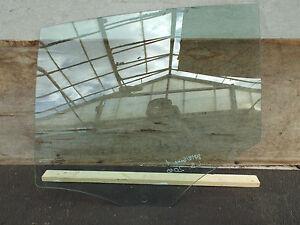 BMW 1 SERIES E87 2004-2011 REAR DOOR WINDOW GLASS LEFT PASSENGER SIDE N/S