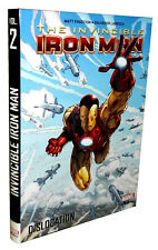 COMICS - INTEGRALE - MARVEL - INVINCIBLE IRON MAN T.02 : DISLOCATION