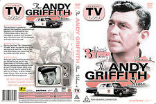 The Andy Griffith Show-Vol 4-1960-1968-TV Series USA-3 Episodes-DVD