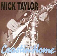 Taylor, Mick With Joe Houston-Coastin Home CD NEW
