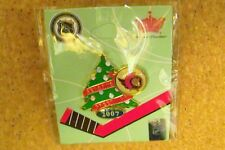 2007 Ottawa Senators Season's Greetings pin