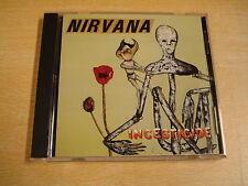 CD / NIRVANA - INCESTICIDE