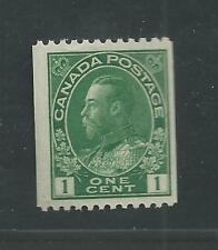 CANADA # 131 MNH KING GEORGE V