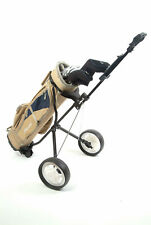 Komplettset, Damen Golfset Graphit inkl.Wagen  RIVAL-CART-Lady 17-teilig UVP€899
