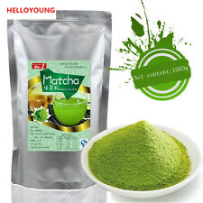 1000g Matcha Green Tea Powder 100% Natural Organic slimming tea reduce weight