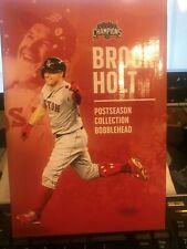 Brock Holt Boston Red Sox ALDS Bobblehead World Series SGA Bobble Head 8-6-19