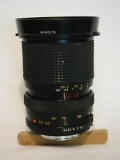 Minolta MD 28-85mm f/3.5-4.5 Macro Zoom Lens