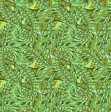 By 1/2 Yard ~ Tula Pink ZUMA ~ Stingray in Seaglass ~ Free Spirit Fabric