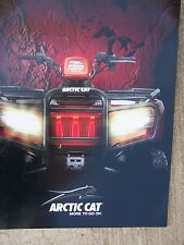 2007 Arctic Cat ATV Color Catalog Utility Specialty Youth Speedtrack Vehicle  T