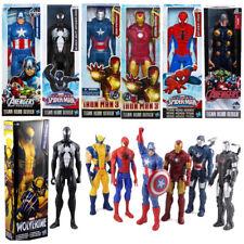 30cm Hasbro Marvel Titan Hero Series Action Figures Doll Kids Child Playset Toy