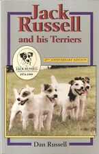 RUSSELL DAN WORKING TERRIERS BOOK JACK RUSSELL AND HIS TERRIERS paperback NEW