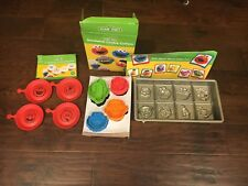 Williams Sonoma Sesame Street Pan, Stencils, Cookie Cutters