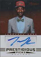 Terrence Ross 2012-13 Panini Prestige Prestigious Picks Rookie Card Auto