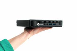 HP ProDesk 600 G1 Mini Tiny USFF PC i3-4130/4GB RAM/500GB HDD/Wi-Fi