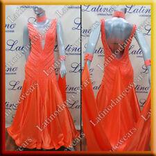 LATIN RHYTHM SALSA BALLROOM COMPETITION DANCE DRESS (VS135)