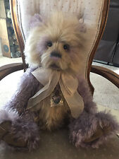 Charlie Bears PIXIE DUST 2016 Isabelle Mohair Collection FREE US SHIP