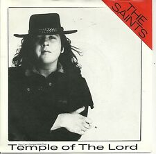 """The Saints-Temple of the Lord (1988) 7"""" GERMANY"""