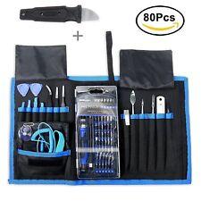 80 in 1 Precision Screwdriver Set +Magnetic Driver Kit Electronics Repair Tool U