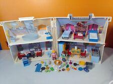 sympa maison transportable 5167  playmobil ( ville ) 1862