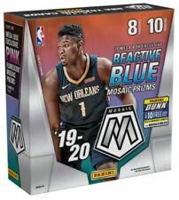 USA BASKETBALL 19/20 PANINI MOSAIC BASKETBALL MEGA BOX BREAK - 4 BOXES