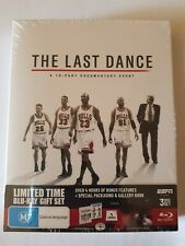 The Last Dance Limited Edition Blu-ray Gift Set Region B