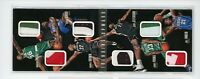 2014-15 Grant Embiid Jefferson Smart Brown Young 05/25 RC Patch Panini Preferred