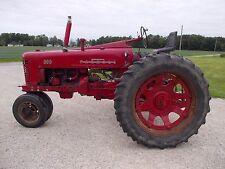 Farmall 300 Ih Ihc Tractor Runs Good Live Pto Fasthitch Live Hydraulics Frestone